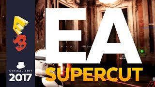 The E3 EA Conference 2017 Supercut - Totalbiscuits Snarkathon [strong language]