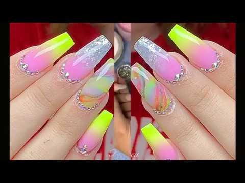 nail designs 2019 ombre