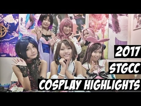 STGCC 2017 - Cosplay Highlights Video