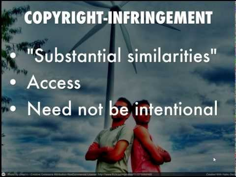 U.S. Intellectual Property Law-Copyright Overview