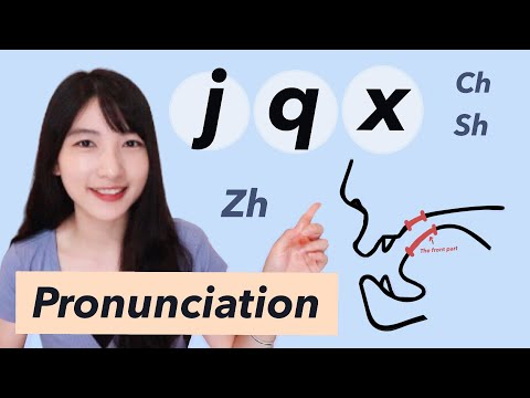 "Master Chinese ""j Q X"" And ""zh Ch Sh"" | Pronunciation Training"