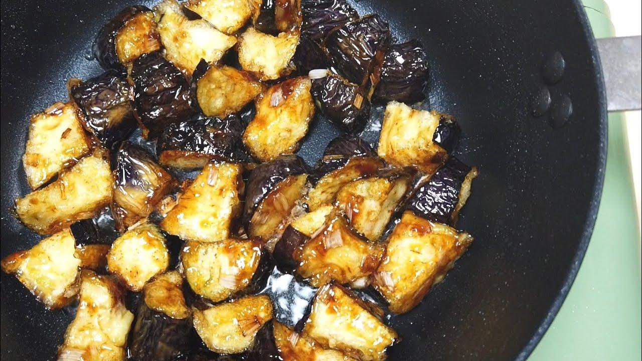 미우새 노사연언니가 만든 가지볶음 레시피 응용한 가지튀김