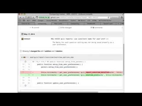 Tim Hunt - Super Developer Session - Moodle development live: fixing a bug - iMoot 2014