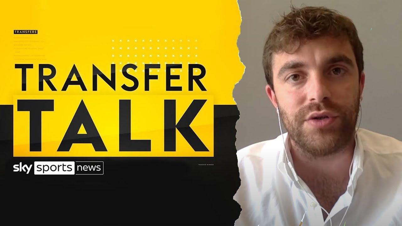 """It's just a matter of time"" | Fabrizio Romano gives updates on Kane, Grealish & Varane transfers ✍️"