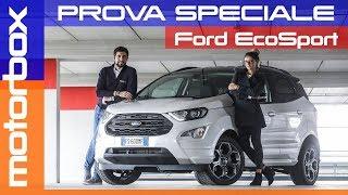 Ford EcoSport 2018   Alla ricerca del perfetto SUV compatto