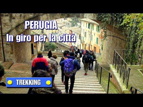 PERUGIA: Trekking In Città - Con Ilrifugiotrekking - Di Sergio Colombini
