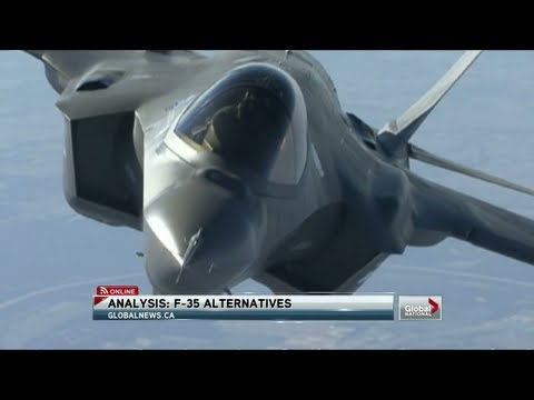 Global National - Industry implications of F-35 fallout