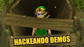 Hackeando Demos: ¿Está el juego completo?   Zelda