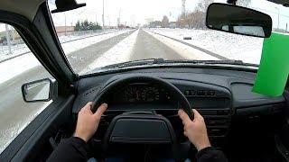 2013 ВАЗ 2114 1.6L (81) POV TEST DRIVE