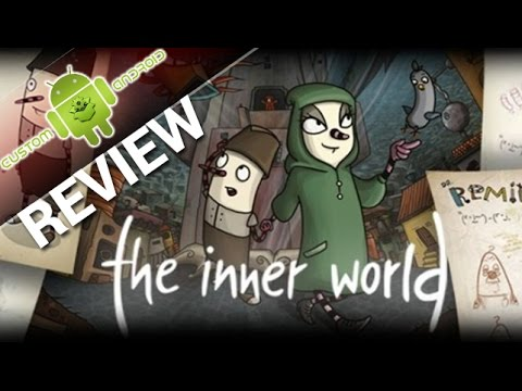 The Inner World Android Review and Gameplay