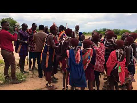 Life in the Masai Land - Conservation Education 🇹🇿