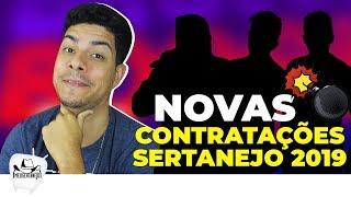 Baixar BOMBA! NOVAS CONTRATAÇÕES NO MERCADO SERTANEJO 2019