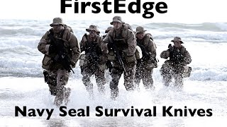 Navy Seal Survival Knives - FirstEdge Knives Factory Tour