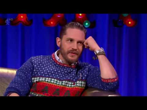 Tom Hardy on Alan Carr's Chatty Man