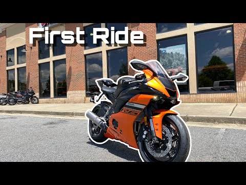 2020 Yamaha R6 First Ride/Review