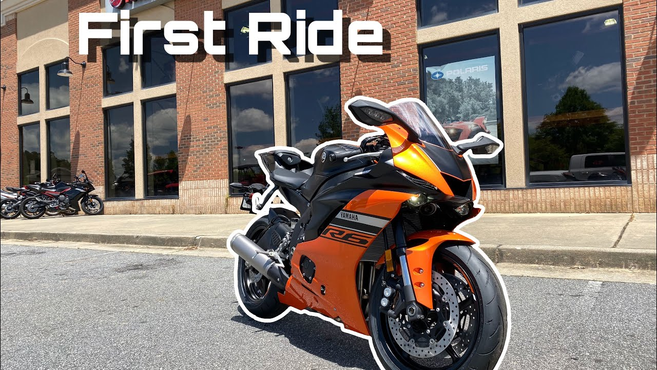 Download 2020 Yamaha R6 First Ride/Review