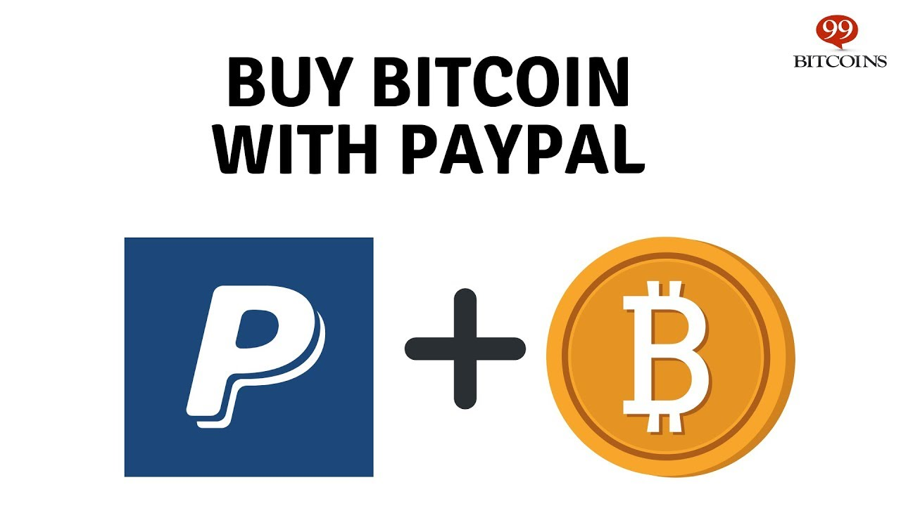 Paypal In Bitcoin