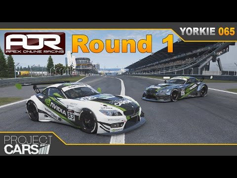 Project Cars: AOR GT3 Elite Season 3 - Round 1, Nurburgring