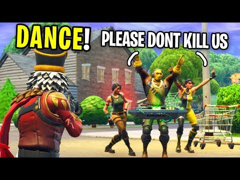 """Playing """"SIMON SAYS"""" On Fortnite with NOOBS For a FRIEND REQUEST #2 (emotional)"""