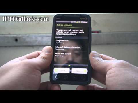 HTC Evo 4G ROM - MikFroyo v.4.4!