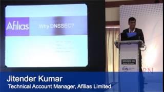 ION Sri Lanka - Morning Session - IPv6, DNSSEC and DANE/TLS