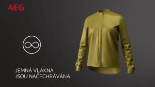 Technologie AbsoluteCare®: Citlivě usuší každý oděv