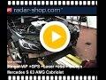 Radar detector installation Mercedes S63 AMG Convertible Stinger VIP