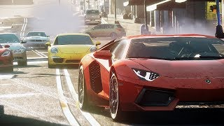 Need for Speed Most Wanted 2012 Pościg z 6 poziomem
