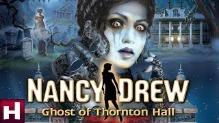 Nancy Drew: Ghost of Thornton Hall Official Trailer | Nancy Drew Mystery Games