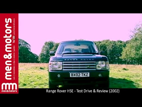 Range Rover HSE - Test Drive & Review (2002)