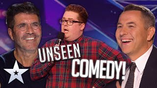 UNSEEN Comedy Auditions! | Britain's Got Talent