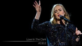 Gambar cover Adele - Love In The Dark