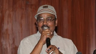 Bhagyaraj requests to stop rivalry between the two teams of Nadigar Sangam