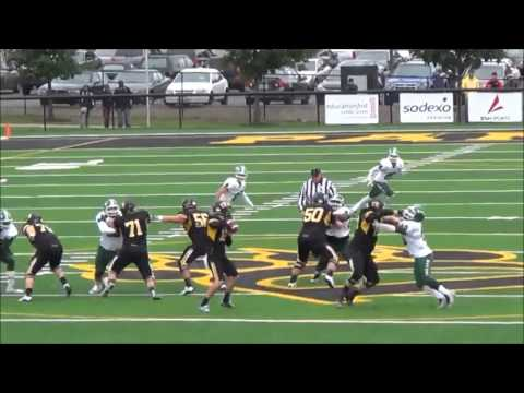 Lake Erie College Football Highlights 15'-16'
