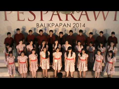 Pelkat Teruna GPIB Bukit Sion - Amazing Grace, Amazing Love (Cover)