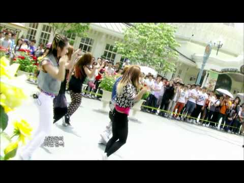 fx  Nu ABO, 에프엑스  누 예삐오, Music Core 20100605