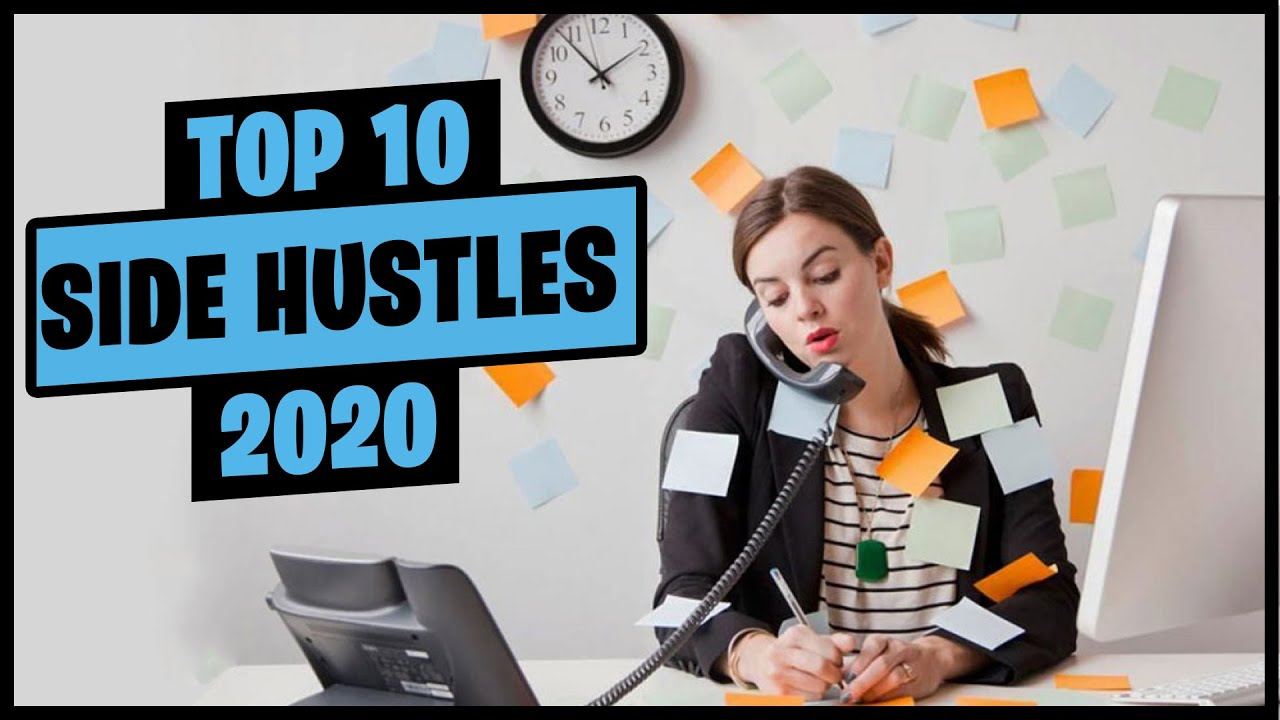 Top 10 Side Hustles You Can Do Right Now