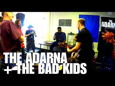 022 - The Adarna + the Bad Kids of Black Rock High School!