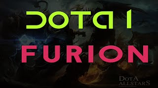 Dota 1 6.83c TriNhil Furion Full Gameplay