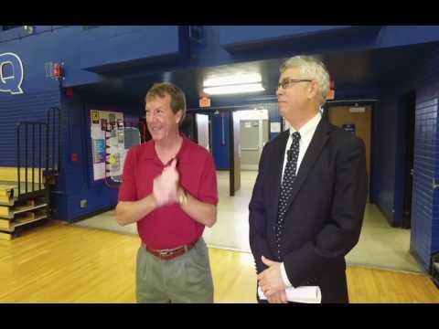 Illinois Stories Baldwin School WQEC TV PBS Quincy