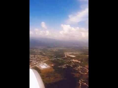 FLYING OVER BEAUTIFUL TRINIDAD & TOBAGO - 2015