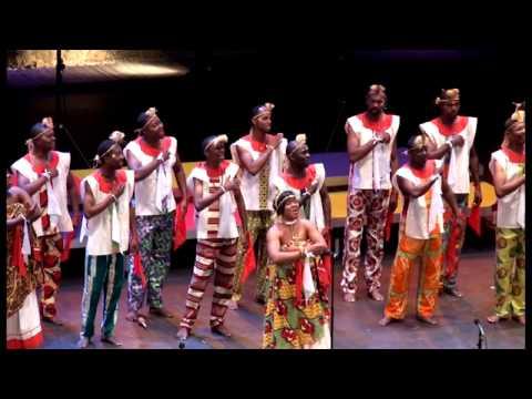 Onwana - Le chant sur la Lowé-Gabon; Yveline Damas
