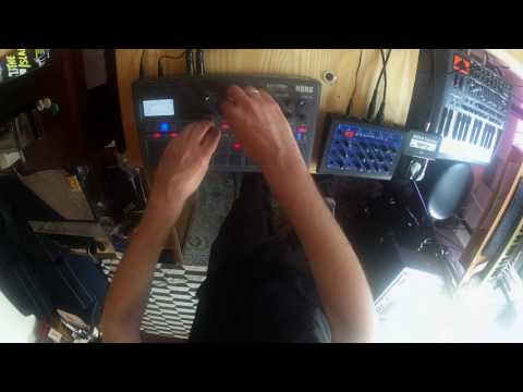 Triangle Wave Records TV #1: Using The Electribe As A Sequencer