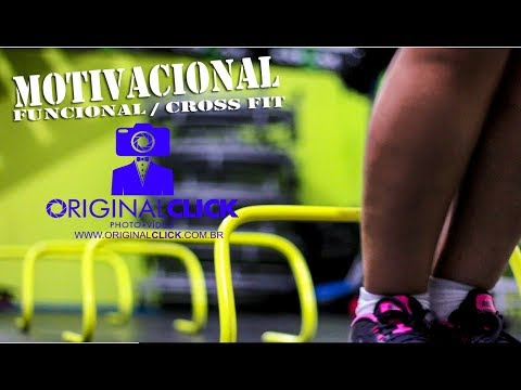 Motivacional Treinamento Funcional Cross Fit Originalclick Photo Vídeo