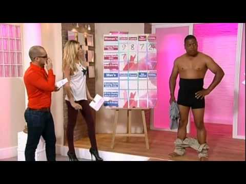 Spanx fashion item goes wrong! - This Morning 16th August 2011