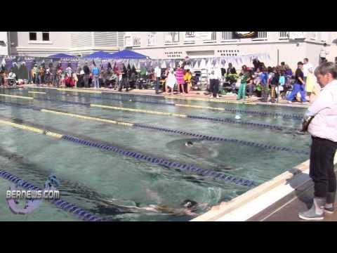 #2 Best Of The Best Swim Meet Bermuda March 5th 2011