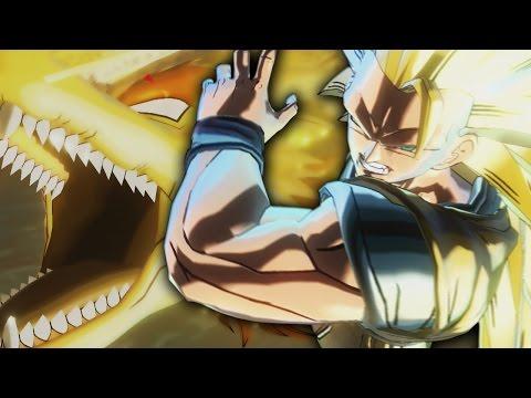 DRAGON FIST! Goku Super Saiyan 3 GAMEPLAY! (EXCLUSIVE) Dragon Ball Xenoverse 2 In-Depth GAMEPLAY