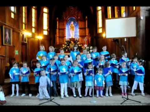 """Dzieci Niepokalanej """"Chwalmy Pana w rytmie reggae"""" (2011-05-08)"""