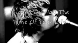 Time of Your Life (Good Riddence) - Green Day