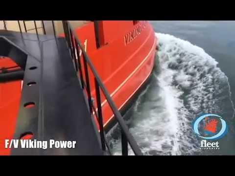 F/V Viking Power Coming Soon To Fleet Fisheries